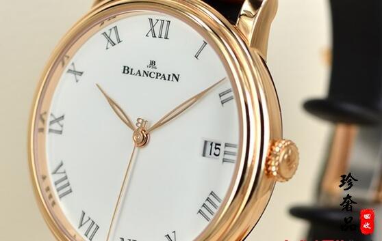 北京宝珀6630-3631-55B手表哪里有回收的店?