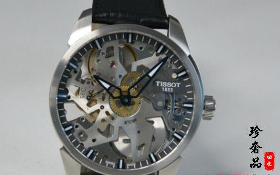 北京二手天梭手表的回收价格大概能卖几折