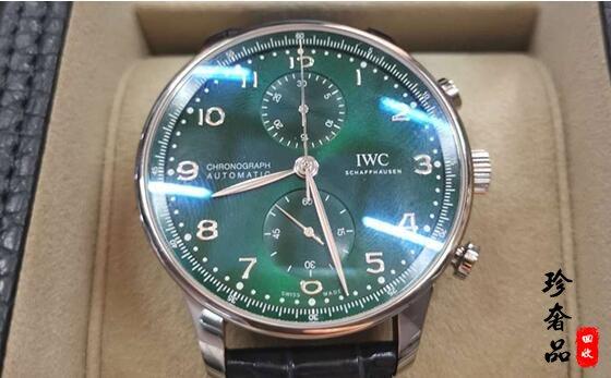济南万国葡萄牙计时IW371615手表回收价格如何?