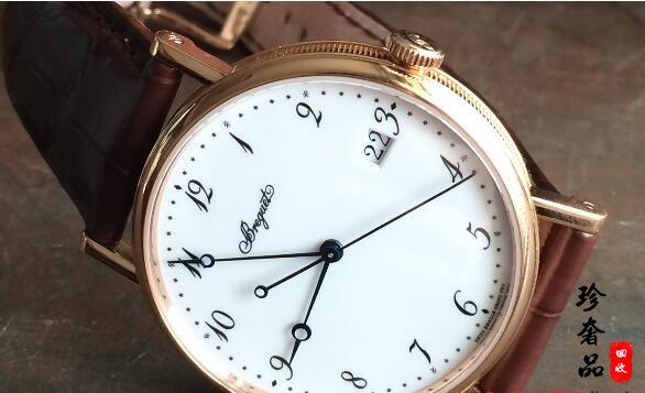 济南宝玑手表回收去哪比较好?二手行情价格如何