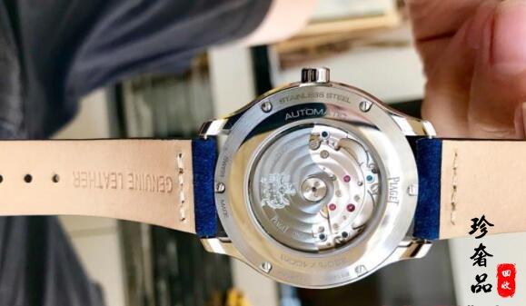 济南伯爵手表回收价格多少钱,二手闲置手表的行情如何