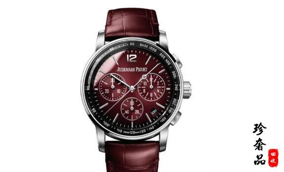济南哪里可以回收33万买的二手爱彼手表?