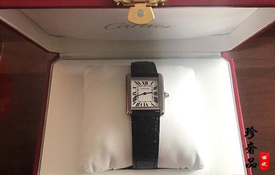 济南回收二手卡地亚手表店哪家价格好?