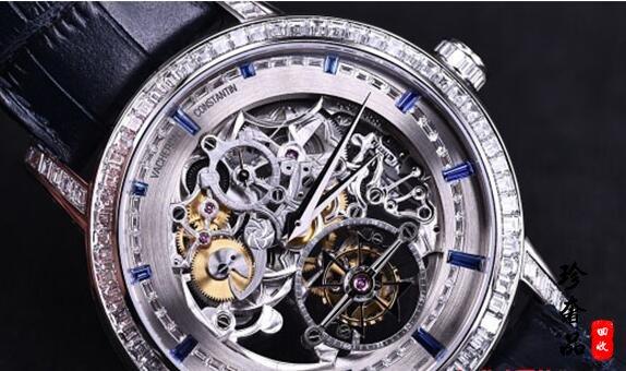 济南二手江诗丹顿手表回收行情价格如何