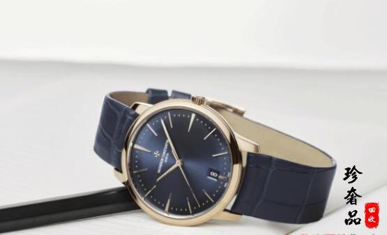 济南二手江诗丹顿手表回收大概什么价格?