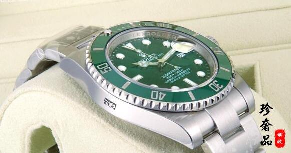 济南劳力士绿水鬼能卖多少钱?二手腕表回收行情价格如何?