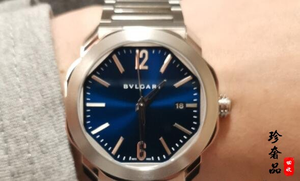 宝格丽手表属于什么档次?二手腕表回收价格如何