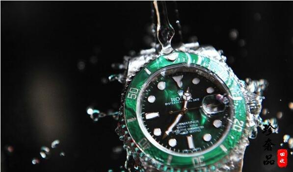 济南二手劳力士三个颜色水鬼手表哪个回收价格高?