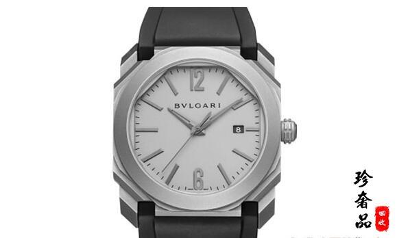 济南哪里可以高价回收宝格丽OCTO钛合金手表?