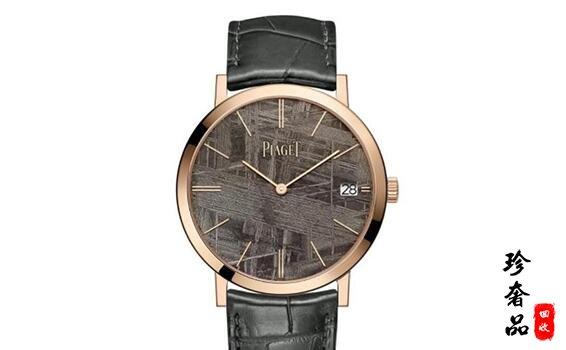 济南哪里回收伯爵手表,二手名表回收价格如何