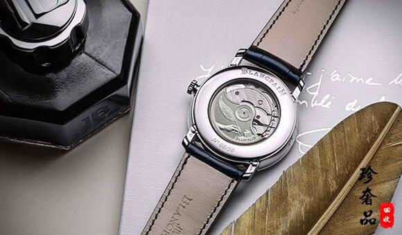 济南二手宝珀君子蓝手表回收价格能卖多少钱?