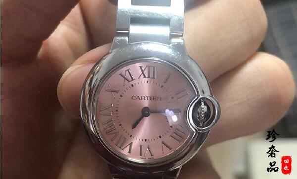 济南二手卡地亚哪款手表值得买?回收价格能有几折