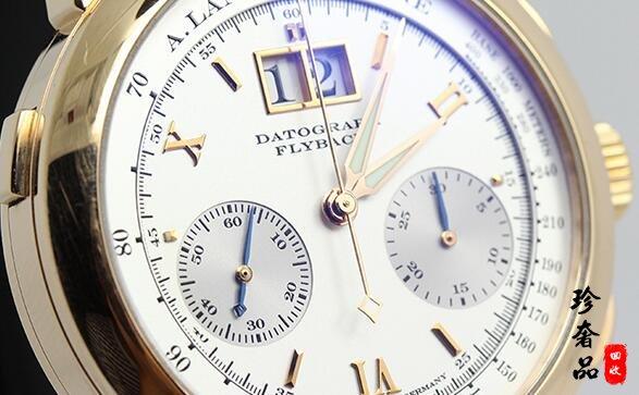 济南二手朗格手表回收行情价格如何!