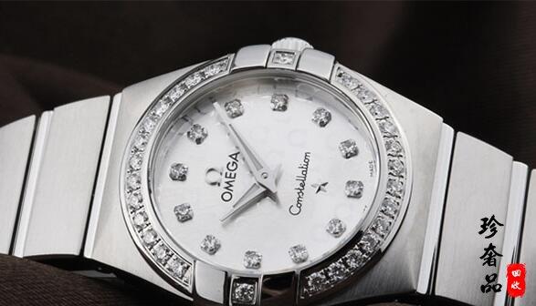 济南二手欧米茄星座女士手表回收价格一般能卖多少钱