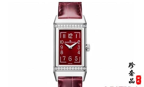 济南积家翻转女士手表哪里可以高价回收?