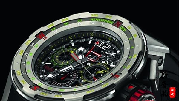 济南里查德米尔手表回收多少钱?二手价格大概能有几折