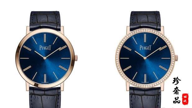 济南二手伯爵手表回收价格大概是多少?