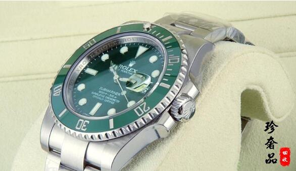 济南哪里回收劳力士手表?二手名表的回收价多高?