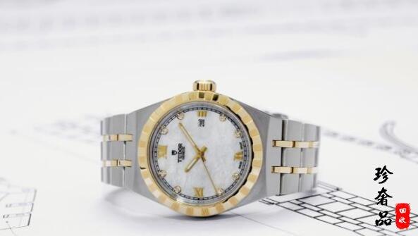 三万块钱买的帝陀手表回收多少钱?济南二手帝舵腕表回收行情如何