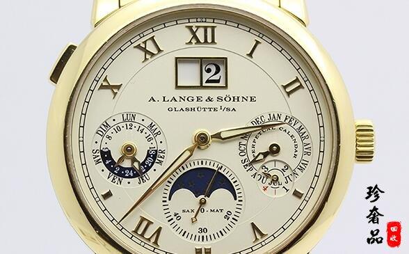 济南哪里可以回收二手朗格手表?一般价格怎么样