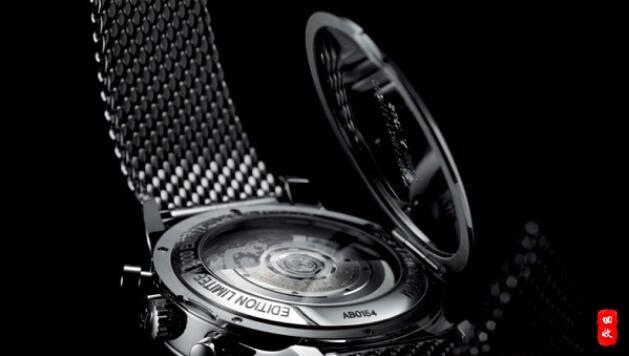 济南百年灵限定版越洋计时手表回收价格是多少钱?
