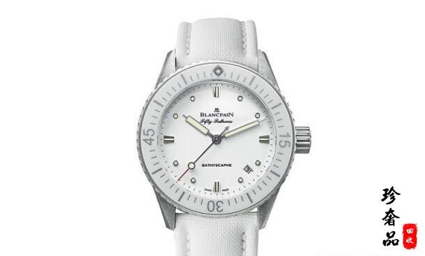 济南二手宝珀手表哪里回收价格比较好