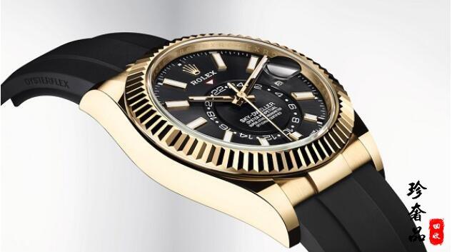 济南劳力士新款纵航者型手表回收价格是多少钱