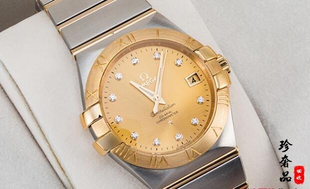欧米茄和劳力士手表相比哪个更保值?济南二手腕表回收几折
