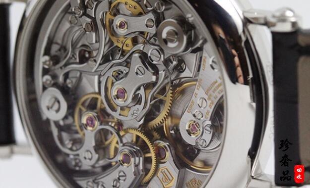 济南旧的百达翡丽手表回收值钱吗?价格跟它成色有很大关系