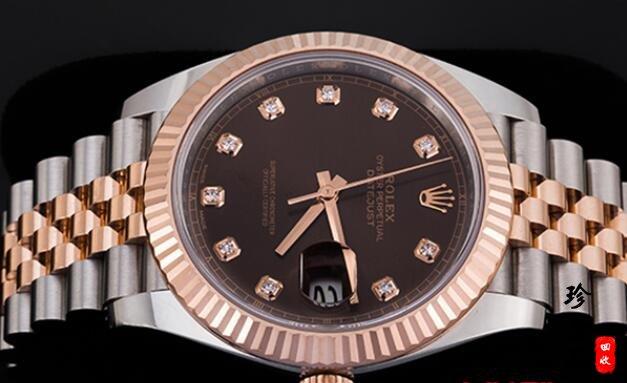 济南劳力士专柜5万多的二手表回收能卖多少钱?
