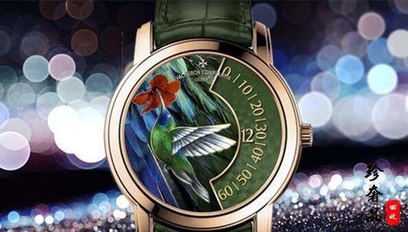 济南江诗丹顿阁楼工匠手表回收价格一般多少钱