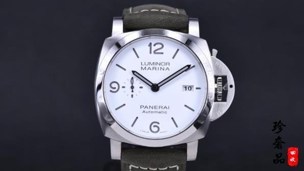 济南哪里回收二手沛纳海大表盘款式手表价格高