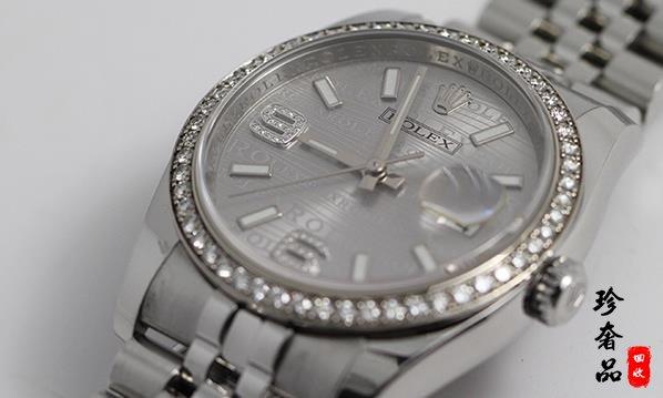 济南劳力士日志型手表回收价格如何