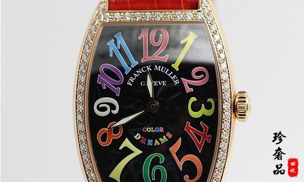 济南二手法穆兰手表回收价格到底能卖多少钱