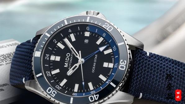 一万多的美度领航者潜水手表是否值得购买