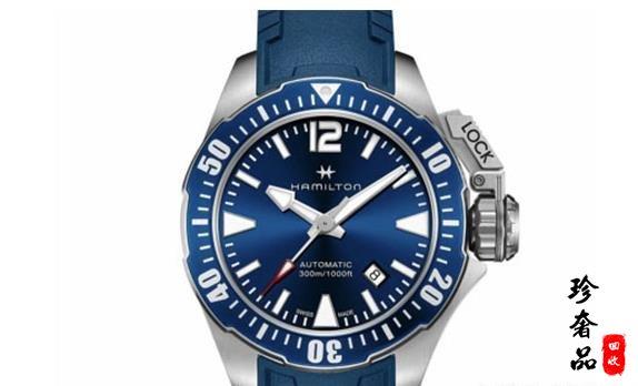 一万左右的汉米尔顿卡其海军潜水腕表怎么样
