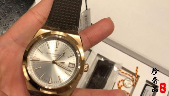 济南二手江诗丹顿手表回收价格能有几折