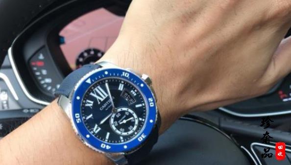 济南闲置的二手卡地亚手表回收价格多少钱