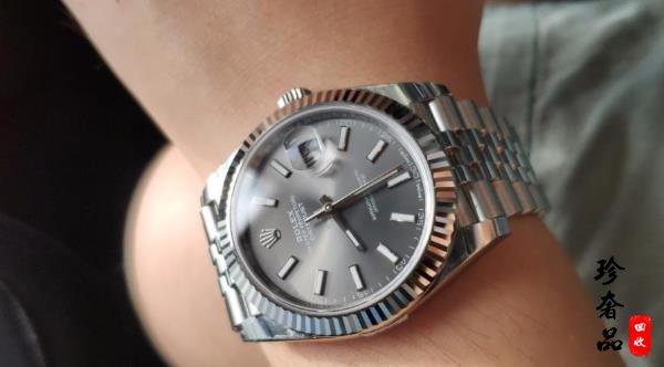 济南回收二手劳力士手表哪里的店比较靠谱