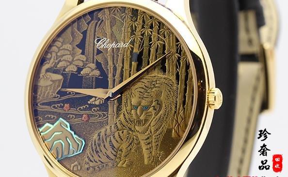 二手奢华型的萧邦手表保养一次需要多少钱