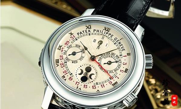 二手百达翡丽最贵的手表是哪一款
