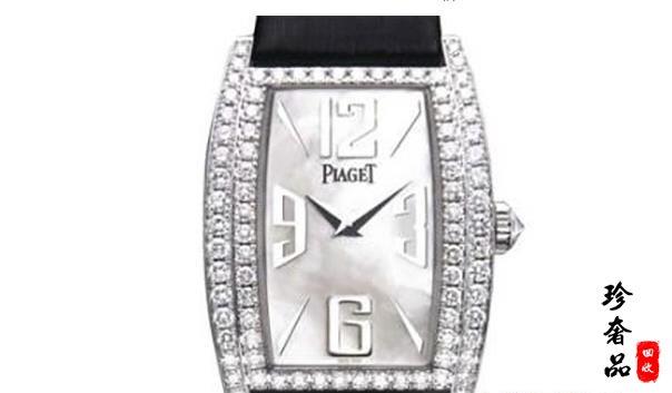 济南二手伯爵满天星女款手表回收价格如何