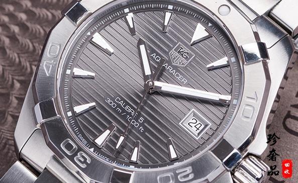 济南二手泰格豪雅手表回收行情有多保值
