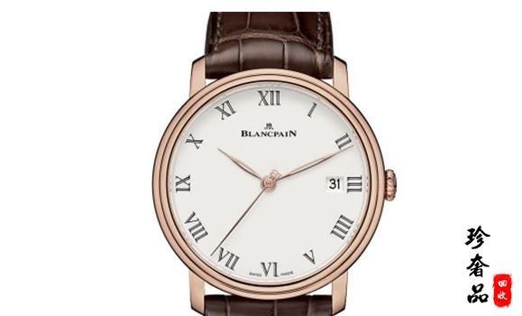济南18万左右买的手表二手回收价值能有多高