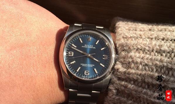 济南5万元左右买的劳力士手表回收行情如何
