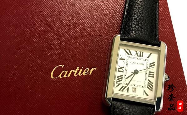 济南二手卡地亚手表回收价格哪里最高