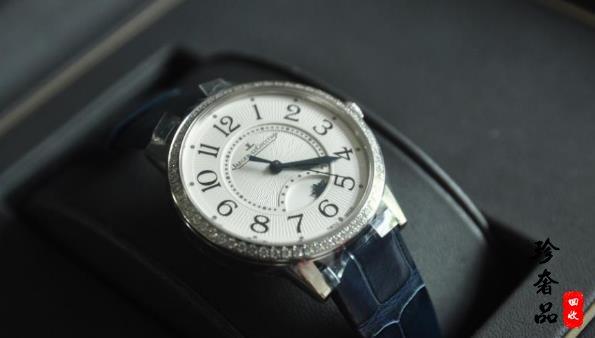 济南十万左右买的积家手表回收价格如何