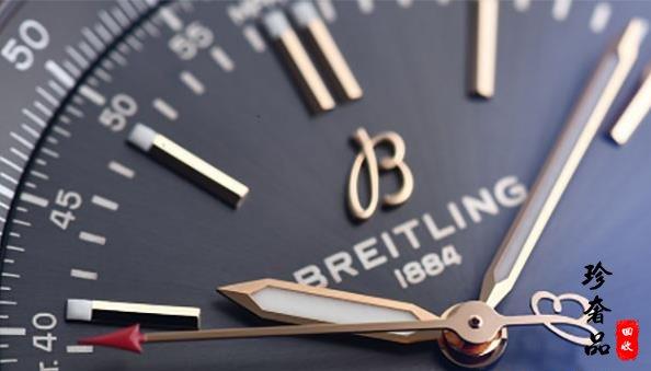 济南百年灵航空计时自动机械手表回收价格怎么样