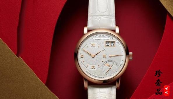 济南二手朗格手表哪里回收价格高