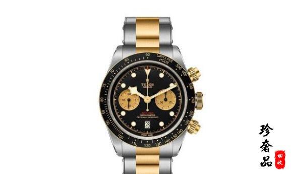 帝舵碧湾计时型黄金钢款和青铜型腕表怎么样